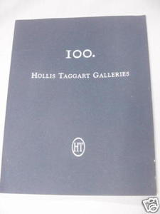 Hollis Taggert 19th & 20th Century Art Catalog