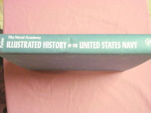 Illustrated History of the United States Navy Potter