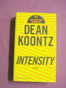 Intensity 1996 Dean Koontz Murder PB