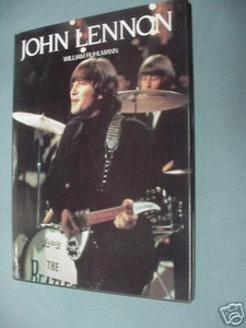 John Lennon 1993 HC William Ruhlmann The Beatles