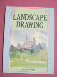 Landscape Drawing Michael Woods 1989 Beginner Book