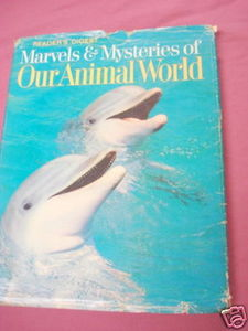 Marvels & Mysteries of Our Animal World 1964 HC