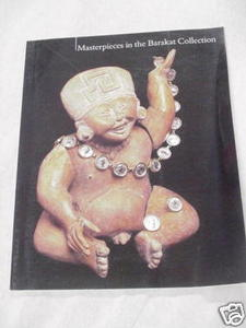 Masterpieces in the Barakat Collection 1980's Catalog