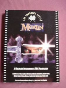 Merlin The Shooting Script In Book Form 1998