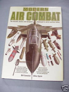 Modern Air Combat 1983 HC Bill Gunston and Mike Spick