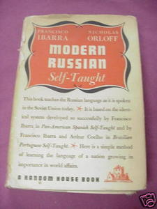 Modern Russian Self-Taught 1947 HC Francisco Ibarra