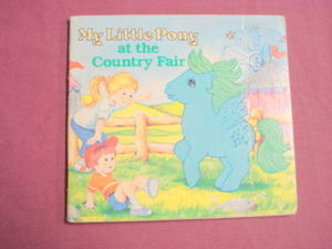 My Little Pony at the Country Fair 1984 Softcover
