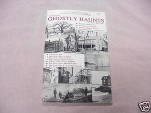 New England's Ghostly Haunts Number 2 Softcover 1983