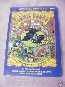 Official Guide to Comic Books and Big Little Books 1977