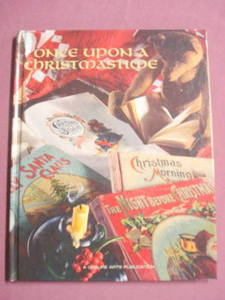 Once Upon A Christmastime Cross-Stitch HC