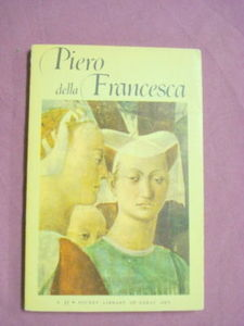 Piero della Fracesca Pocket Library of Great Art 1959