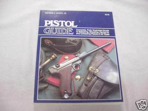 Pistol Guide 1980 Softcover George C. Nonte, Jr.
