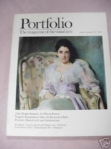 Portfolio The Magazine of the Visual Arts Oct/Nov 1979