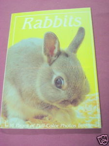 Rabbits 1984 Softcover by Mervin F. Roberts