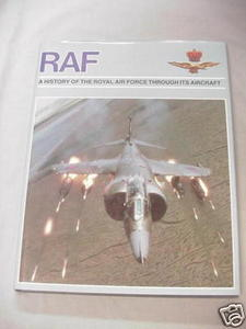 RAF A History of the Royal Air Force 1983 Fitzsimmons