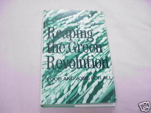 Reaping the Green Revolution 1975 HC Sudhir Sen