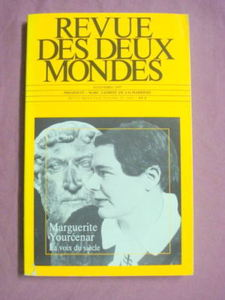 Revue Des Deux Mondes 11/97 Review of 2 Worlds FRENCH