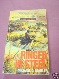 Ringed in Steel 1987 Vietrnam War PB Armoured Cavalry