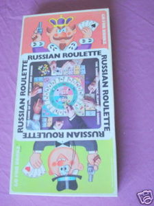 Russian Roulette Game 1976 Selchow & Righter Co.