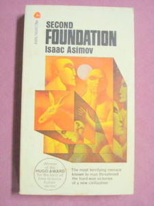 Second Foundation 1969 Sci-Fi Paperback Isaac Asimov