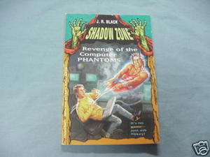 Shadow Zone by J. R. Black 1993 Paperback