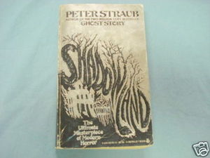 Shadowland by Peter Straub 1983 Paperback