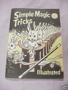 Simple Magic Tricks Dave Robbins Illustrated Softcover