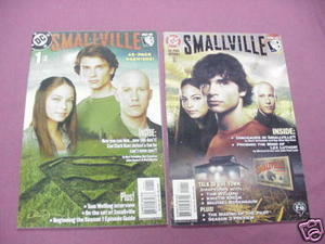 Smallville DC Comics #1, and Special #1