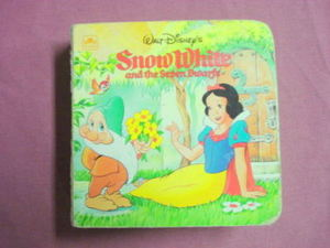 Snow White and the Seven Dwarfs Disney Little Nugget HC