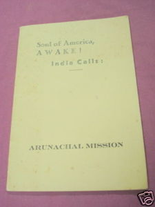 Soul of America Awake! India Calls 1954 Softcover