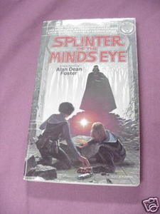 Splinter of The Mind's Eye 1978 Star Wars PB Foster