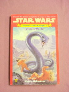 Star Wars Junior Jedi Knights Lyric's World Softcover