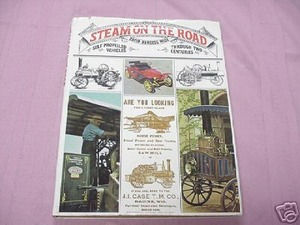 Steam On The Road 1974 HC David Burgess Wise