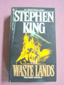 Stephen King The Waste Lands The Dark Tower III 1993 PB