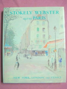 Stokely Webster and His Paris 2001 HC Art Book