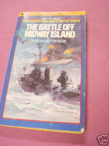 The Battle Off Midway Island 1981 PB Theodore Taylor
