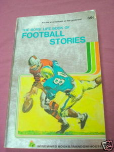 The Boys' Life Book of Football Stories 1972 SC