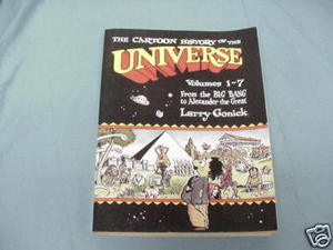 The Cartoon History of the Universe Volumes 1-7 Gonick