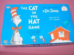 The Cat In the Hat Game 1998 Dr. Seuss Complete