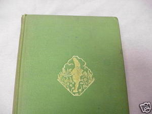 The Crock of Gold 1930 Fantasy HC James Stephens