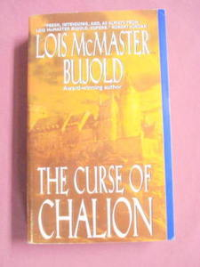 The Curse of Chalion Lois McMaster Bujold PB-Fantasy