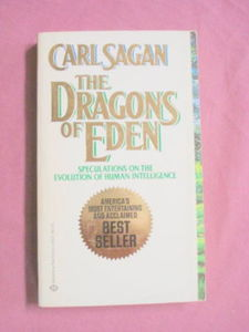 The Dragons of Eden Carl Sagan 1978 Paperback