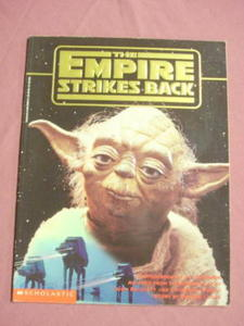 The Empire Strikes Back Storybook Star Wars 1997