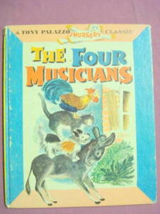 The Four Musicians 1962 HC Tony Palazzo Classic