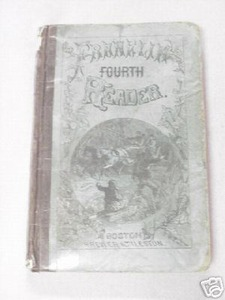The Franklin Fourth Reader by G. S. Hillard 1875