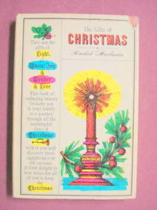 The Gifts of Christmas by Rachel Hartman 1962 HC