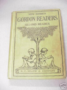 The Gordon Readers Second Reader 1918 Emma K. Gordon
