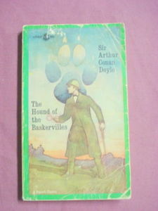 The Hound of the Baskervilles 1969 PB Sherlock Holmes