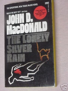 The Lonely Silver Rain John D MacDonald Travis McGee PB