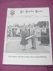 The Loyalist Gazette Vol. XXII, No. 2, December, 1984